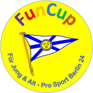 FunCup 2020 Wettfahrt ab 11:00 Uhr (entfällt) @ KLub Stößensee | Berlin | Berlin | Deutschland